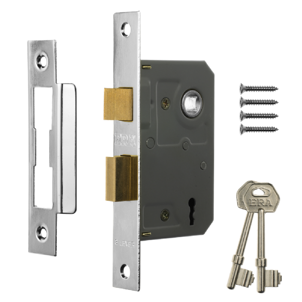 ERA 3 Lever Mortice Sashlock 473 & 573 only £7.50